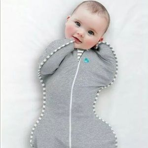 Swaddle up Love to dream